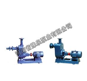 ZW型自吸式排污水泵