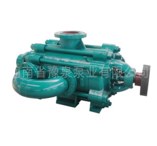 MD(P)型耐磨多级离心泵