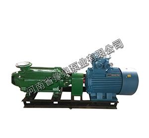 MD型耐磨多级离心泵
