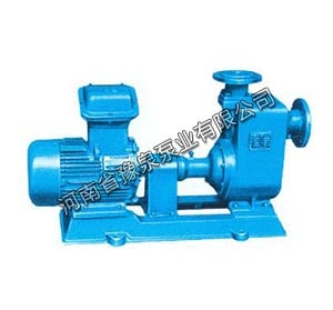 GYZ-A自吸式离心油泵