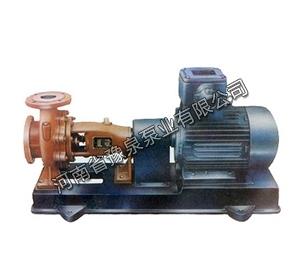 单级单吸清水离心泵