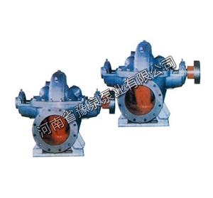 双吸单级离心泵