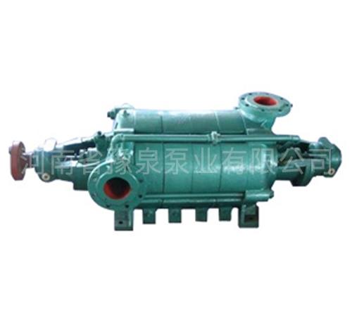 DA型多级清水离心泵