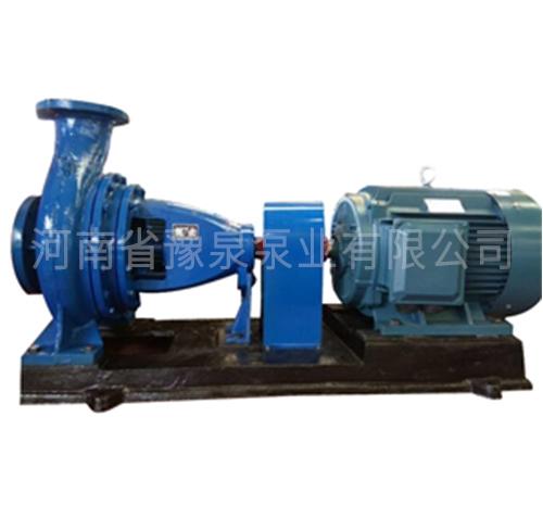 河北IS,ISR,IY型单级单吸热水离心泵