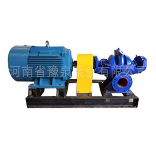 河北S,SH型单级双吸离心泵