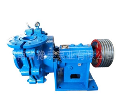河北ZH型系列高效渣浆泵