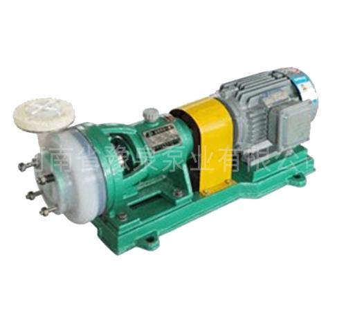 湖南IHF型氟塑料化工泵