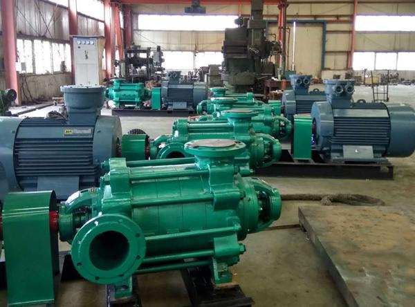 离心泵生产厂家生产现场